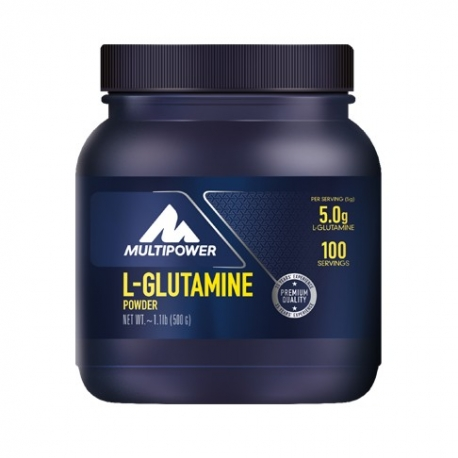 Multipower Power Gym/L-glutamine - 300 g