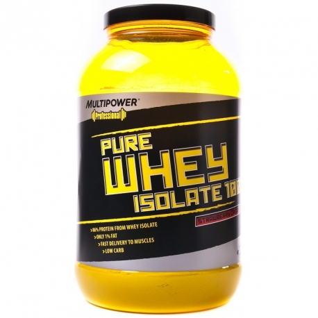 Multipower Pure Whey Isolate 2250 g