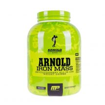Arnold Schwarzenegger Series Iron Whey - 2270g
