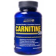 MHP Carnitine 500 - 120 kaps.