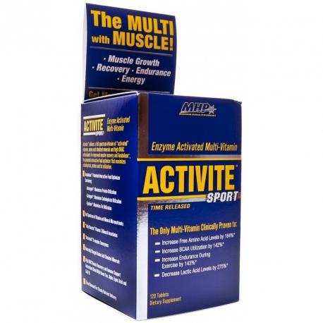 MHP Activite Sport - 120 kaps