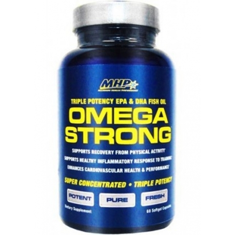 MHP Omega Strong - 60 kaps