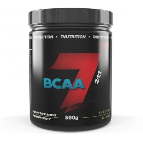 7 Nutrition BCAA 100% - 500g