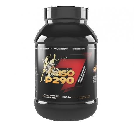 7 Nutrition ISO P290 - 2000g [izolat]