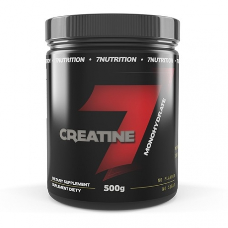 7 Nutrition Creatine Monohydrate 500g.