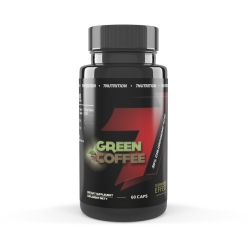 7 Nutrition Green Coffee 60kaps.
