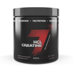 7 Nutrition Creatine HCL 350g
