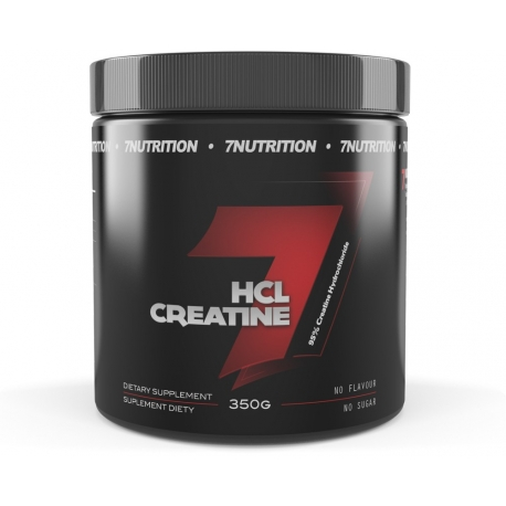 7 Nutrition Creatine HCL 350g