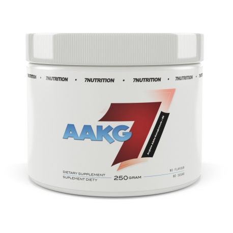 7 nutrition AAKG 250g.