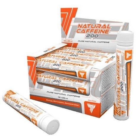 Trec Natural Caffeine 200 25 ml