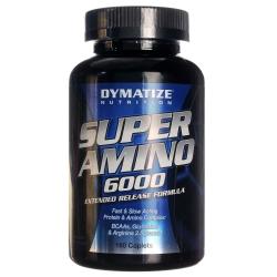 Dymatize Super Amino 6000 - 180 kap.