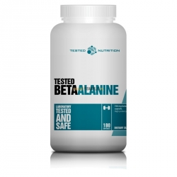 Tested Nutrition Beta Alanine - 180 kaps.