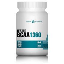 Tested BCAA 1360mg - 240 kaps.