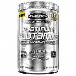 Muscletech Platinum Glutamine 302g