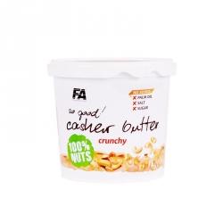 FA Nutrition Cashew Butter Crunchy 1kg