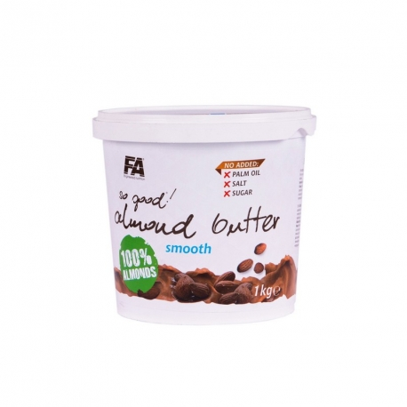 FA Almond Butter Smooth 1kg
