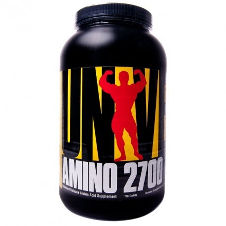 Universal Amino 2700 - 700 tabletek