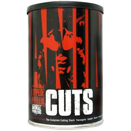Universal Animal Cuts 42 sasz.
