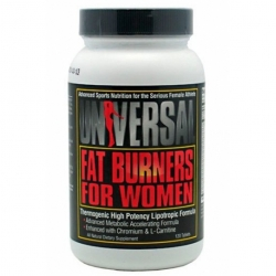 Universal Fat Burners For Women - 120 tabl