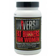 Universal Fat Burners For Women - 120 tabl