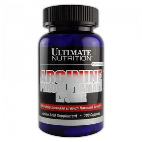 Ultimate Arginine/Pyroglutamate/Lysine 100caps