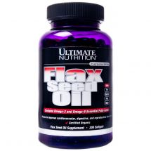 Ultimate Flax Seed Oil - 200 kaps