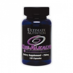 Ultimate Kre Alkalyn 750 mg - 30 kaps