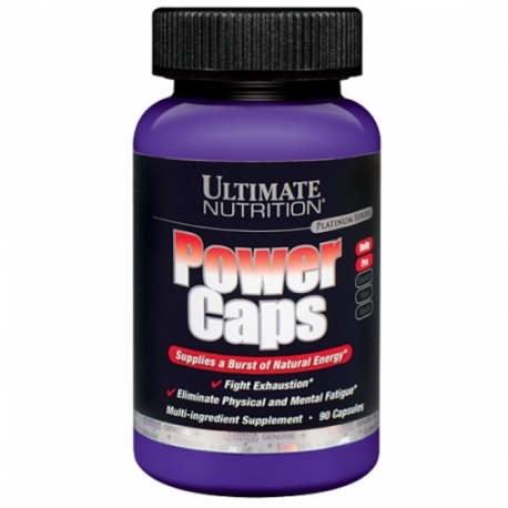 Ultimate Power Caps - 90 kaps