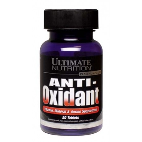 Ultimate - Anti-Oxidant 50 tabl [Antyoksydanty]