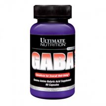 Ultimate GABA 750 mg - 90 kaps