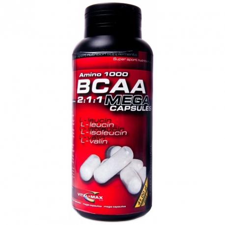 Vitalmax BCAA Mega Capsules - 120 kaps