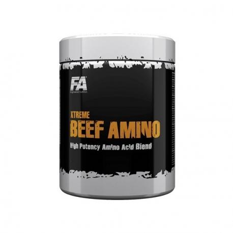 FA Nutrition Xtreme Beef Amino - 600 tabl.
