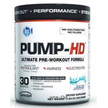 BPI Pump-HD - 330g