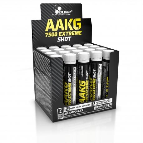 Olimp AAKG 7500 Extreme Shot 1 aml(25ml)