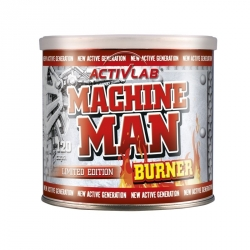 ActivLab Machine Man Burner 120 kap.