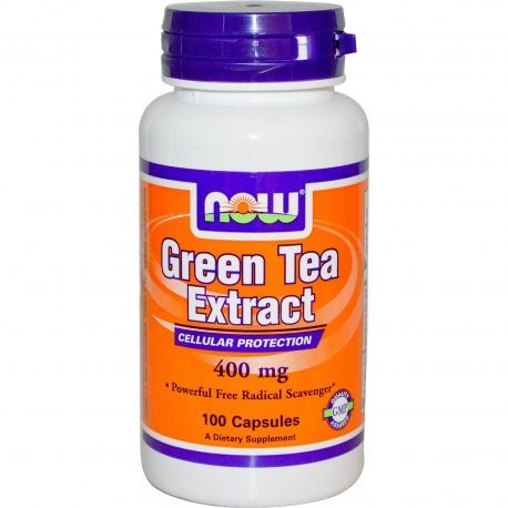 Now Foods Green Tea Extract 100 kaps