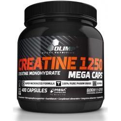 OLIMP Creatine 1250 Mega Caps 400 kap.