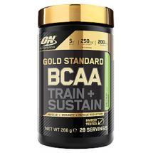 Optimum ON Gold Standard Bcaa Train and Sustain 266g