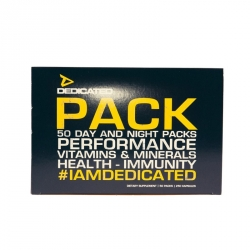 Dedicated Pack - 50 sasz.