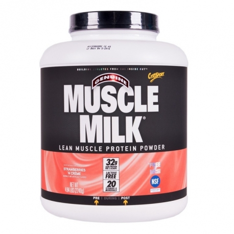 CytoSport Muscle Milk - 2268g