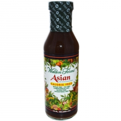 Walden Farms Salad Dressing Asian 355ml