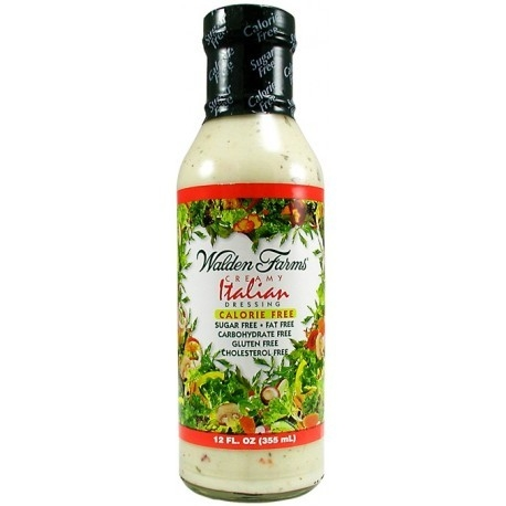 Walden Farms Salad Dressing Creamy Italian 355ml