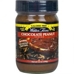 Walden Farms Chocolate Peanut Butter Spread 340g