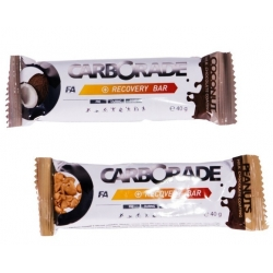 FA Nutrition Carborade Recovery Bar - 40g