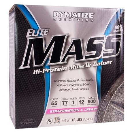 Dymatize Elite MASS - 4,5kg