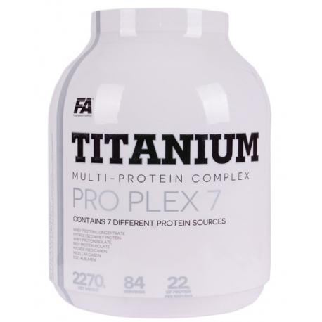 FA Titanium PRO-Plex 2270g