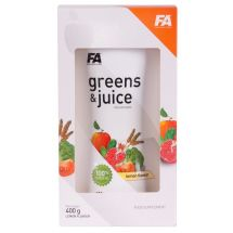 FA Nutrition Greens & Juice - 400g