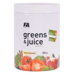 FA Nutrition Greens & Juice 300g