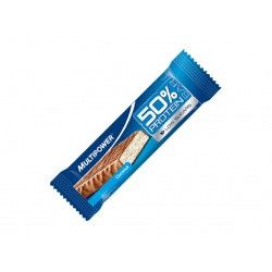 Multipower 50% Protein Bar 50g