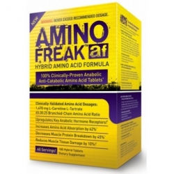 Pharma Freak Amino Freak 180 kaps.